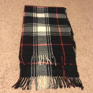 Tartan oversized scarf/shawl great condition!